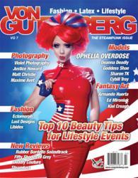 Cover of Von Gutenberg #7