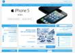 The picture shows a screenshot of Redeem's new client: Pelephone's home page on 11-12-12