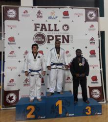 Big Sal - Blue Belt Ultra Champion