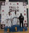 Alfonso Washington Wins First Grand Slam Medal of the 2013 Competition...