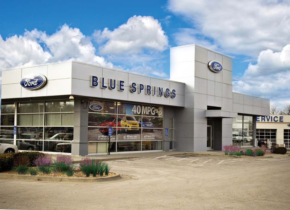 Blue Springs Ford Dealer Has Donated 7 000 So Far To