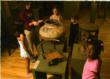 Carlos Museum Curator with School Children