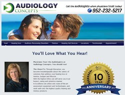 Hearing Aids in Edina MN - Audiology Concepts