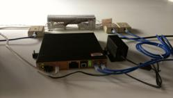 Ethernet Over Copper EoC High Speed Internet Access Carrier Equipment