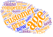 The Age of the Customer Word Cloud