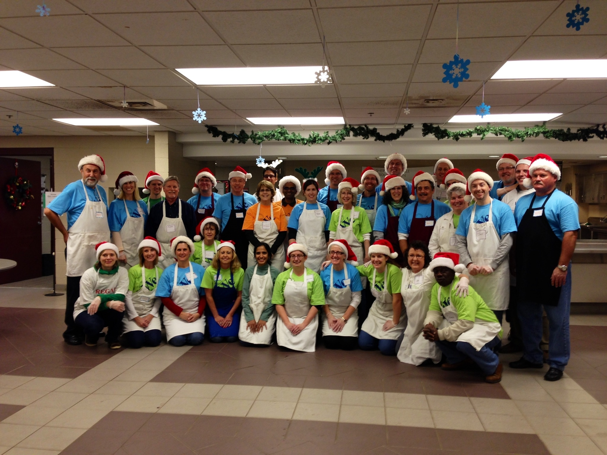 bayer cropscience celebrates the holidays with a day of service at