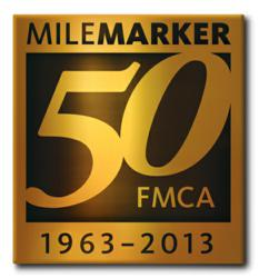 FMCA will celebrate its golden anniversary in 2013.