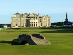 St Andrews Old Course Golf Scotland
