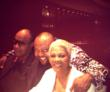 Dionne Warwick and Stevie Wonder 12/12/12