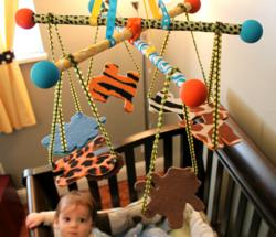 Made in America Baby Crib Mobiles on Etsy