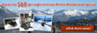lake chelan hotel, winter special, lakeside lodge and suites