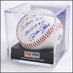 Police Auctions website Policeauctions.com Pete Rose Baseball