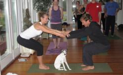Inn at Warner Hall yoga and wellness