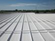 Garland White-Stallion® Metal Primer coating is a high-performance single-component moisture-curing primer for metal roof applications requiring rust inhibition and high chemical-corrosion resistance. (photo)