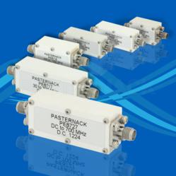 lowpass filters and highpass filters from pasternack