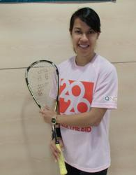 World No 1 Nicol David backs 2020 bid with QNET support