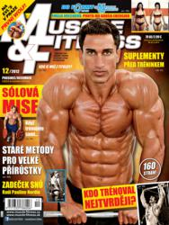 Diego Sebastian appears on two magazine covers in December 2012 including Muscle & Fitness Czech/Slovak edition
