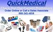 QuickMedical Launches a New Innovative Online Shopping Cart