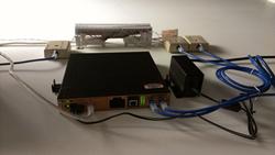 Ethernet Over Copper EoC High Speed Internet Access Carrier Equipment