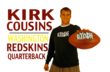 Redskins Quarterback Kirk Cousins, current Lynx Shreds Athlete