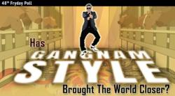 Has Gangnam Style Brought The World Closer? – New Infographic by MapsofWorld