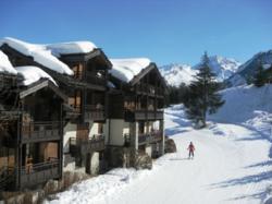 mid range ski property
