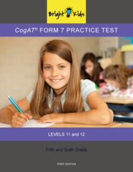 CogAT, testprep, practice test, gifted and talented, GATE