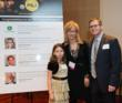 Amy Zimmerman and family at PILI's 35th Annual Luncheon