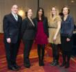 PILI Staff with PILI Board President Lee Ann Russo at the 2012 Annual Awards Luncheon