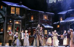 A Christmas Carol Generously sponsored by Bank of America