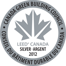 Best Western Kelowna Hotel receives LEED Silver Certification and install charging station for electric vehicles.