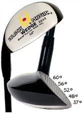 Black Magic Wedge- Golf Wedges