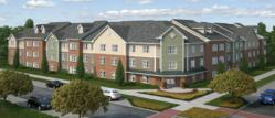 Artist's Rendering of Patterson Pointe