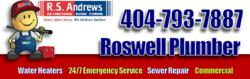 A+ Rated Plumbers in Roswell, GA