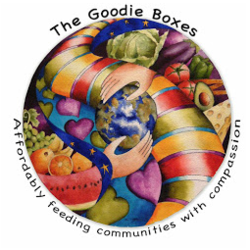 The goodie boxes, meals for families, families in need, affordable food, Phoenix AZ