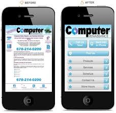 Mobile Website Design Atlanta
