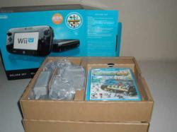 Nintedo Wii U console