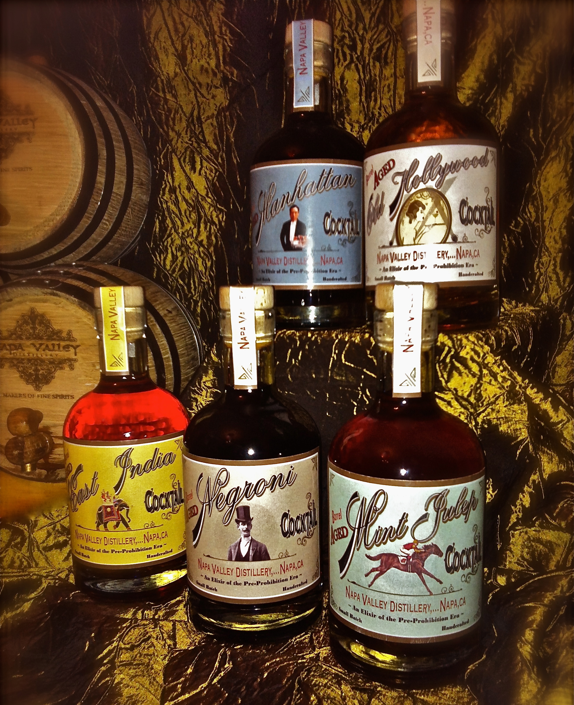 Napa Valley Distillery Launches Indiegogo.com Crowd Funding Campaign