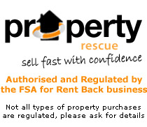 Property Rescue 's Logo - Sell your Home Fast, with confidence