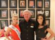 Deloris (R.N.) and Paul McCarthy are strong supporters of Oklahoma's pageant contestants pictured here with Julie Ann Thomason Miss Oklahoma's Outstanding Teen & Miss Oklahoma Alicia Clifton