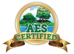 AES CERTIFIED LOGO