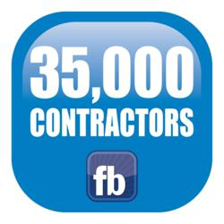 Over 35,000 contracting company profiles can be found on Fixxbook.