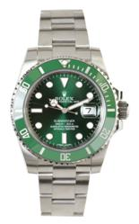 In a New Survey of 16,000 Men by Bob's Watches, Rolex Clocks in at the Top of Holiday Wish Lists