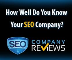 SEO Company Reviews