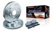 Power Stop 1-Click Brake Rotor and Pad Kits