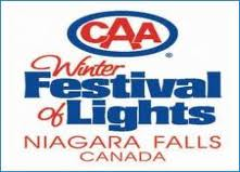 CAA Winter Festival Of Lights logo