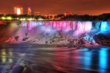 CAA Winter Festival Of Lights light up Niagara Falls