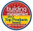 BOM magazine top product award winner