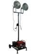 Portable Temporary  Light Tower with 3000 Watt Gas Generator