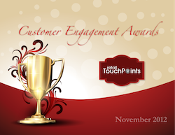 Procurator wins Retail TouchPoints 2012 Customer Engagement Award in the Supply Chain Category